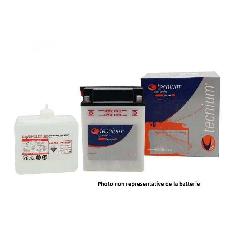 Batterie TECNIUM pour moto 12N12A-4A-1