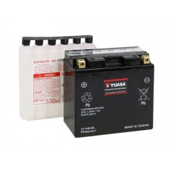 Batterie YUASA pour moto YT14B-BS