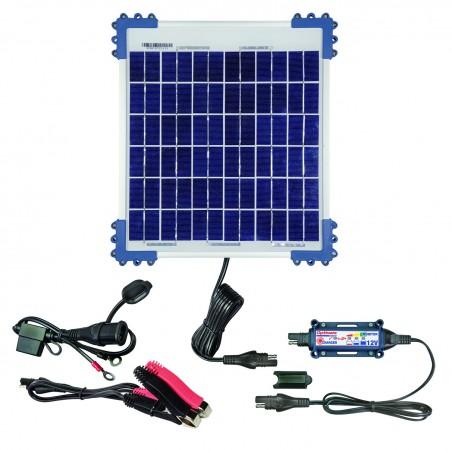 Chargeur de batterie solaire OptiMate Solar 12V 10W 0.83A
