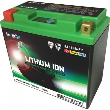 Batterie Lithium Ion SKYRICH pour moto HJT12B
