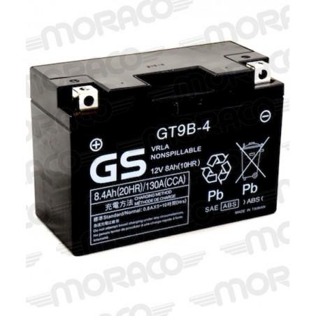 Batterie Moto GS GT9B-4