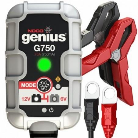 Chargeur batterie Noco Genius G750 3.5A 6V/12V