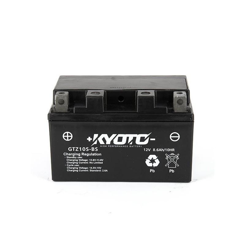 NITRO YTZ10S / GTZ10S-BS SLA Gel KYOTO prête à l'emploi