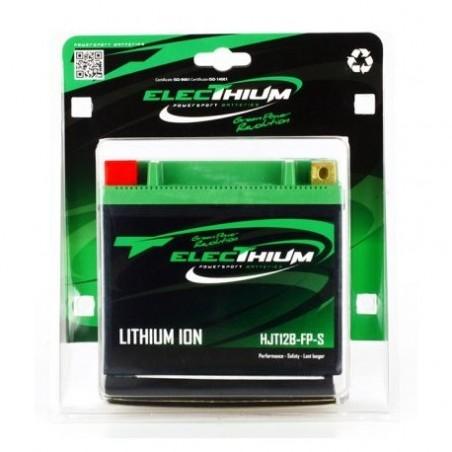 Batterie lithium HJT12B YT12B-4 Electhium