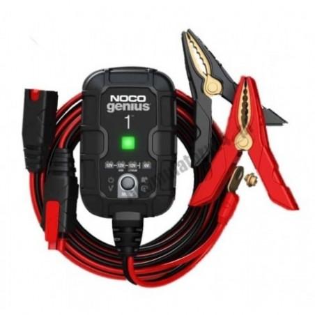 Chargeur de batterie NOCO Genius1 6/12V 1A Smart Battery Charger