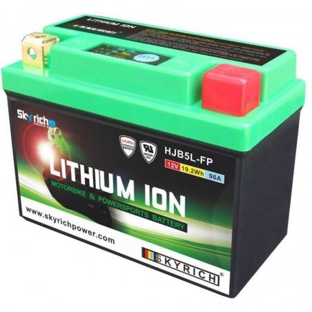 Batterie lithium HJB5LFP YB5LB - Skyrich