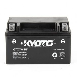 Batterie KYOTO YTX7A-BS GEL / SLA