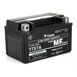 Ytx7a-bs YUASA AGM Prête à l'emploi