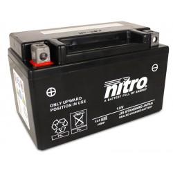 Batterie NITRO pour moto YTZ10S-BS