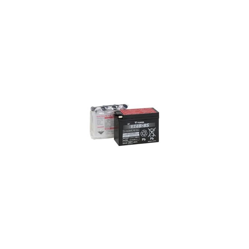 Batterie YUASA pour moto YT4B-BS