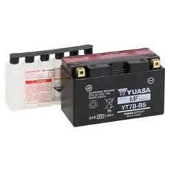 Batterie YUASA pour moto YT7B-BS
