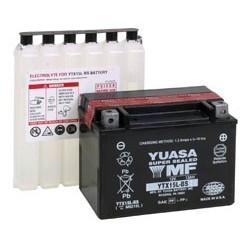 Batterie YUASA pour moto YTX15L-BS