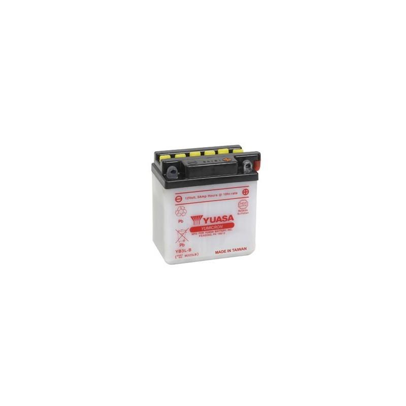 Batterie YUASA pour moto YB3L-B