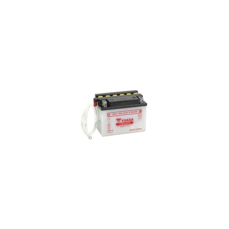 Batterie YUASA pour moto YB4L-A