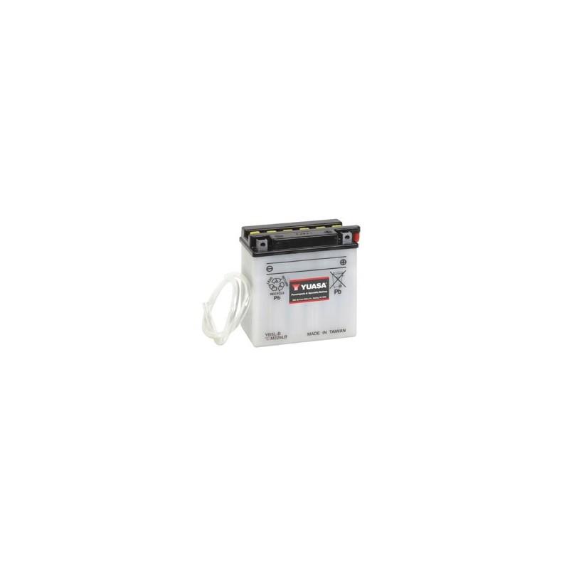 Batterie YUASA pour moto YB5L-B