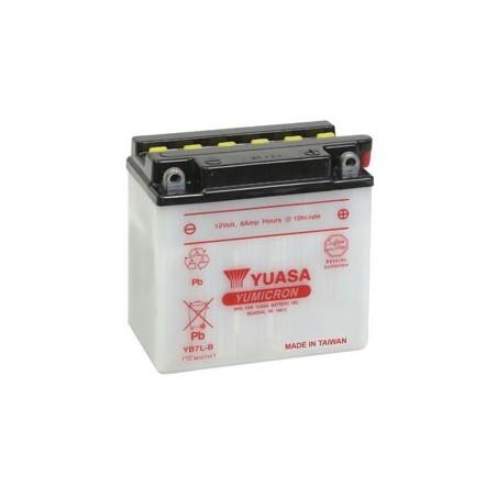 Batterie YUASA pour moto YB7L-B
