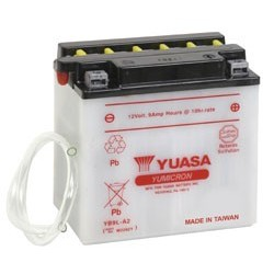 Batterie YUASA pour moto YB9L-A2