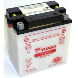 Batterie YUASA pour moto YB10L-A2