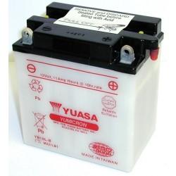 Batterie YUASA pour moto YB10L-B