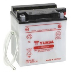 Batterie YUASA pour moto YB10L-B2