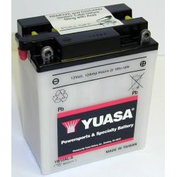 Batterie YUASA pour moto YB12AL-A