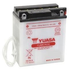 Batterie YUASA pour moto YB12A-B
