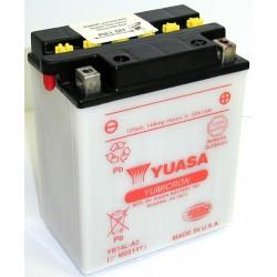 Batterie YUASA pour moto YB14L-A2
