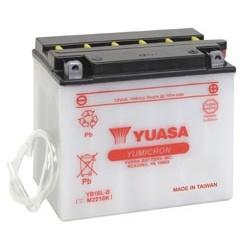 Batterie YUASA pour moto YB16L-B