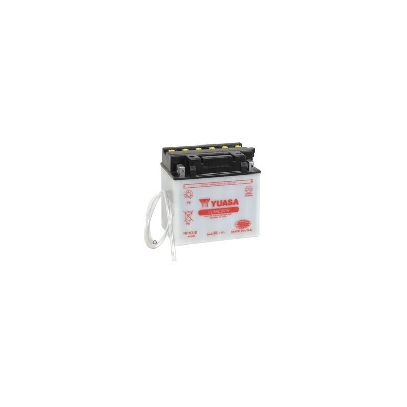 Batterie YUASA pour moto YB16CL-B