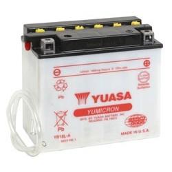Batterie YUASA pour moto YB18L-A