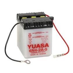 Batterie YUASA pour moto 6N4-2A-5