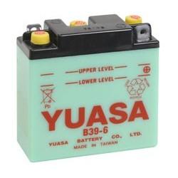 Batterie YUASA pour moto B39-6