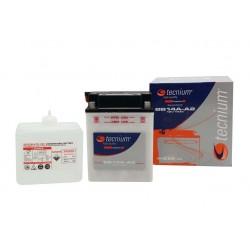 Batterie TECNIUM pour moto BB4L-B