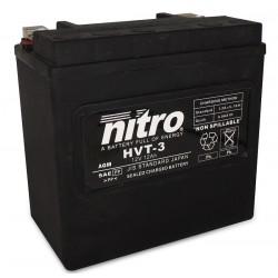 Batterie NITRO pour moto HVT 03