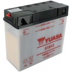Batterie YUASA pour moto 51913