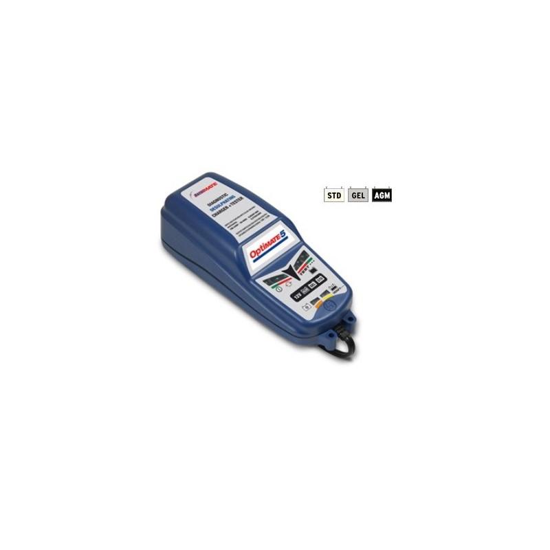 Chargeur de batterie OptiMate 5 TM-220