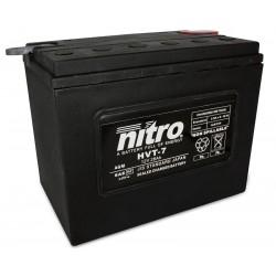Batterie NITRO pour moto HVT 07