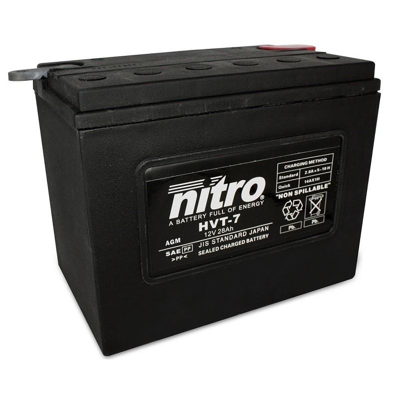 NITRO HVT 07 AGM ferme Harley OE 66007-84
