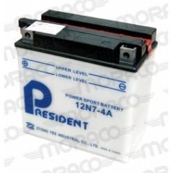 Batterie Moto GS 12N7-4A