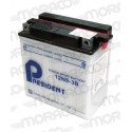Batterie Moto GS 12N9-3B