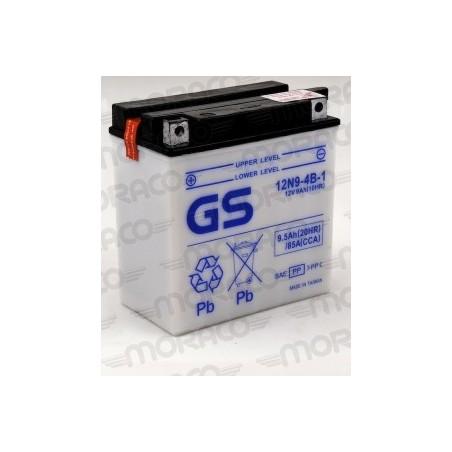 Batterie Moto GS 12N9-4B-1