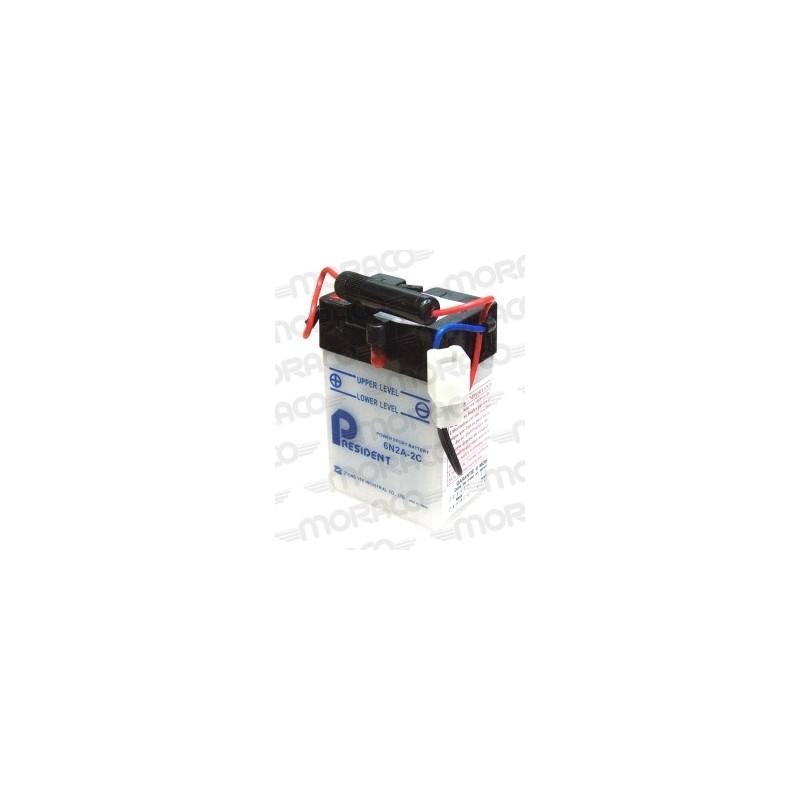 Batterie Moto GS 6N2A-2C
