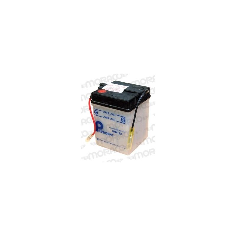 Batterie Moto GS 6N4-2A