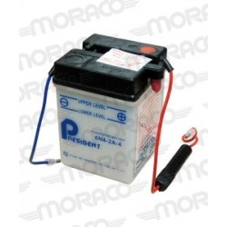Batterie Moto GS 6N4-2A-4