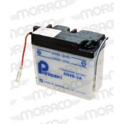 Batterie Moto GS 6N4B-2A