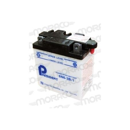 Batterie Moto GS 6N6-3B-1