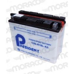 Batterie Moto GS C50-N18L-A3