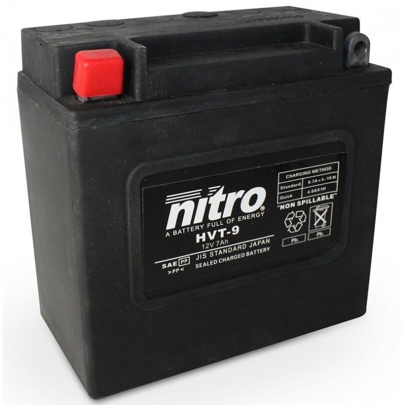 NITRO HVT 09 AGM ferme Harley OE66006-70