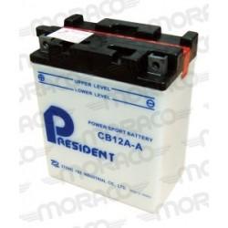 Batterie Moto GS CB12A-A