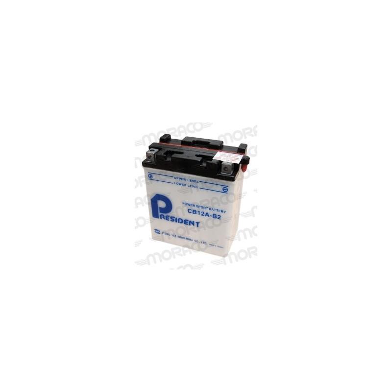 Batterie Moto GS CB12A-B2